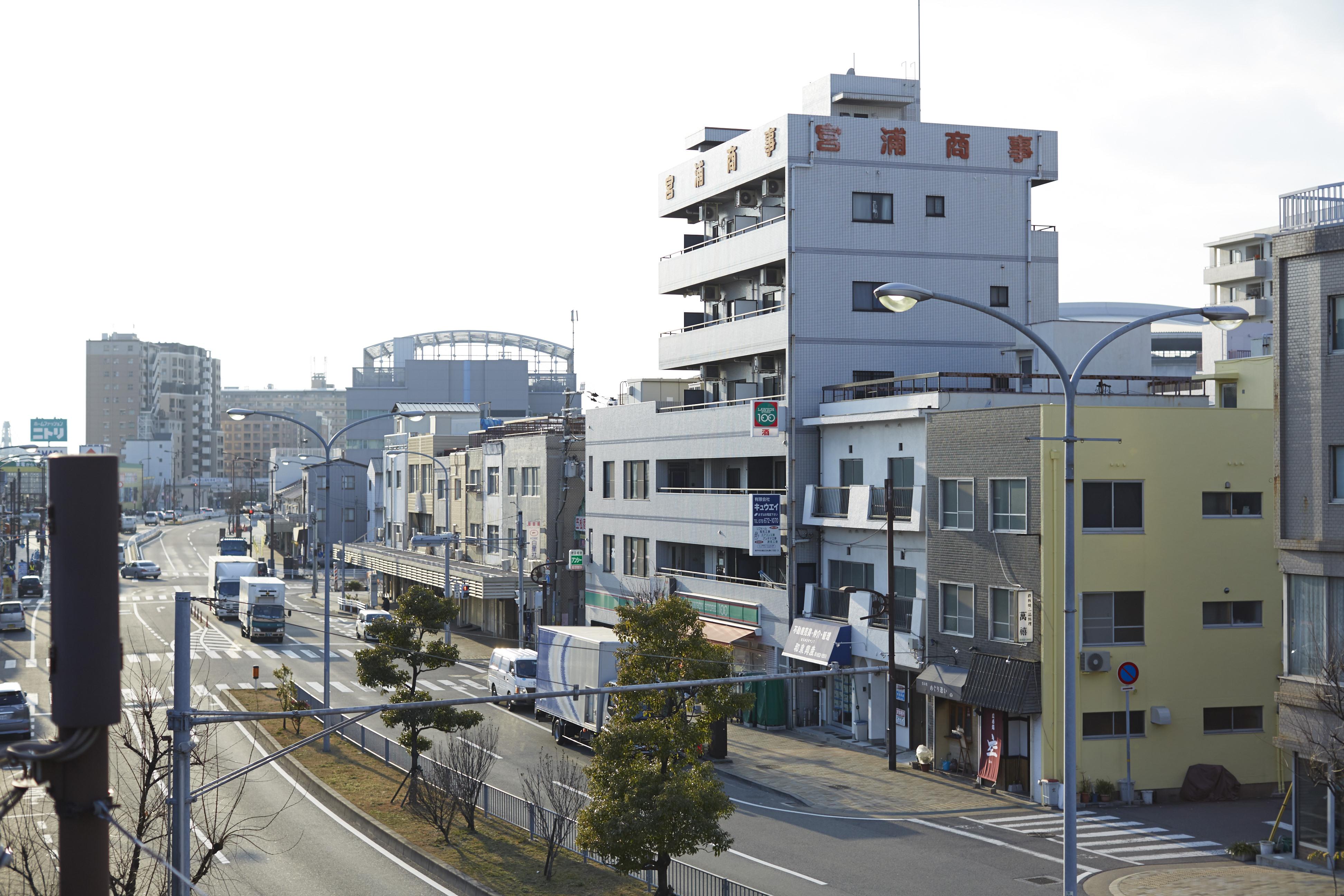 070和田岬風景
